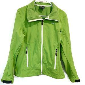 Koppen Lime Green Jacket